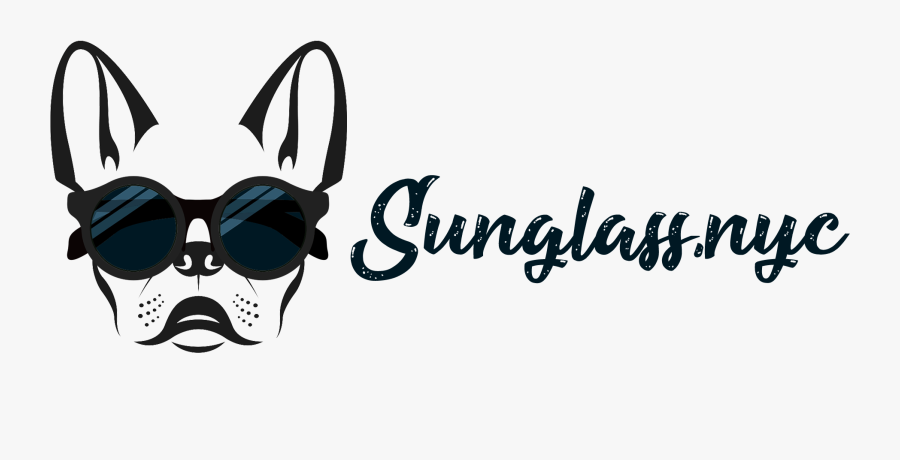 Cat Eye Sunglass Clipart , Png Download - French Bulldog Face Outline, Transparent Clipart