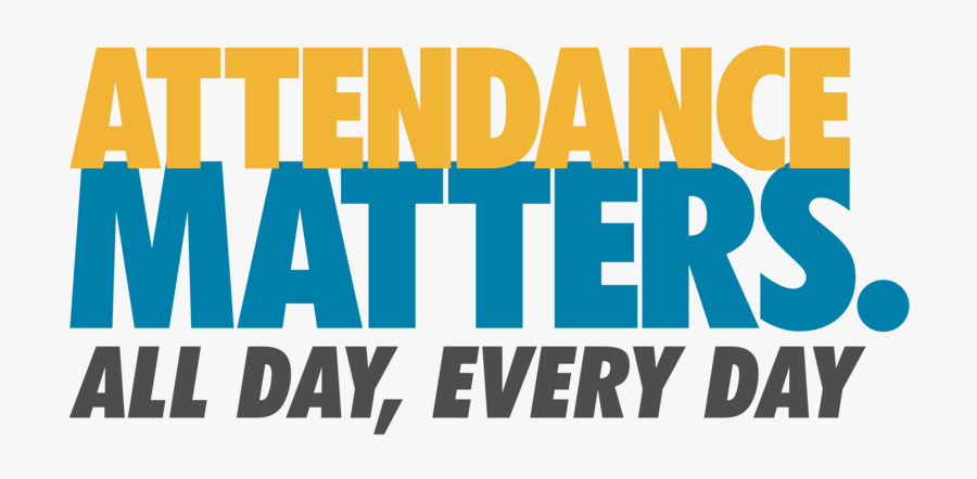 School Attendance Matters , Free Transparent Clipart - ClipartKey