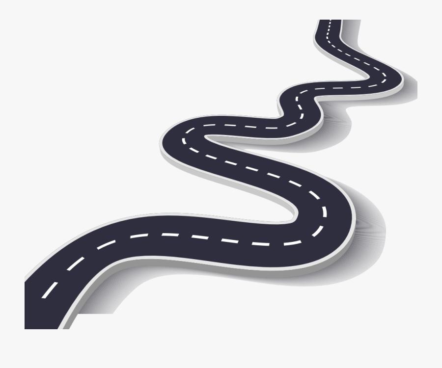 Maps Clipart Road - Road Trip Map Png Transparent Png (#1338335) -  PinClipart