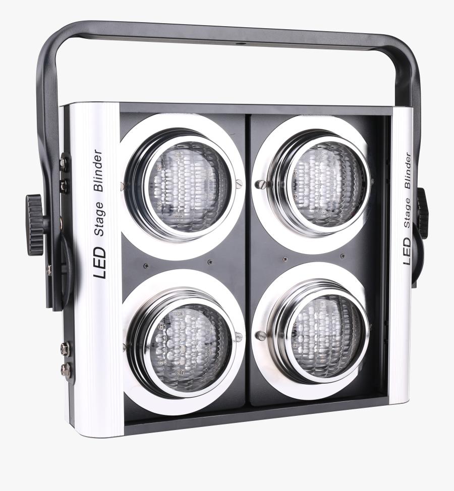 Audience Dj Light Clipart - Led Stage Blinders, Transparent Clipart