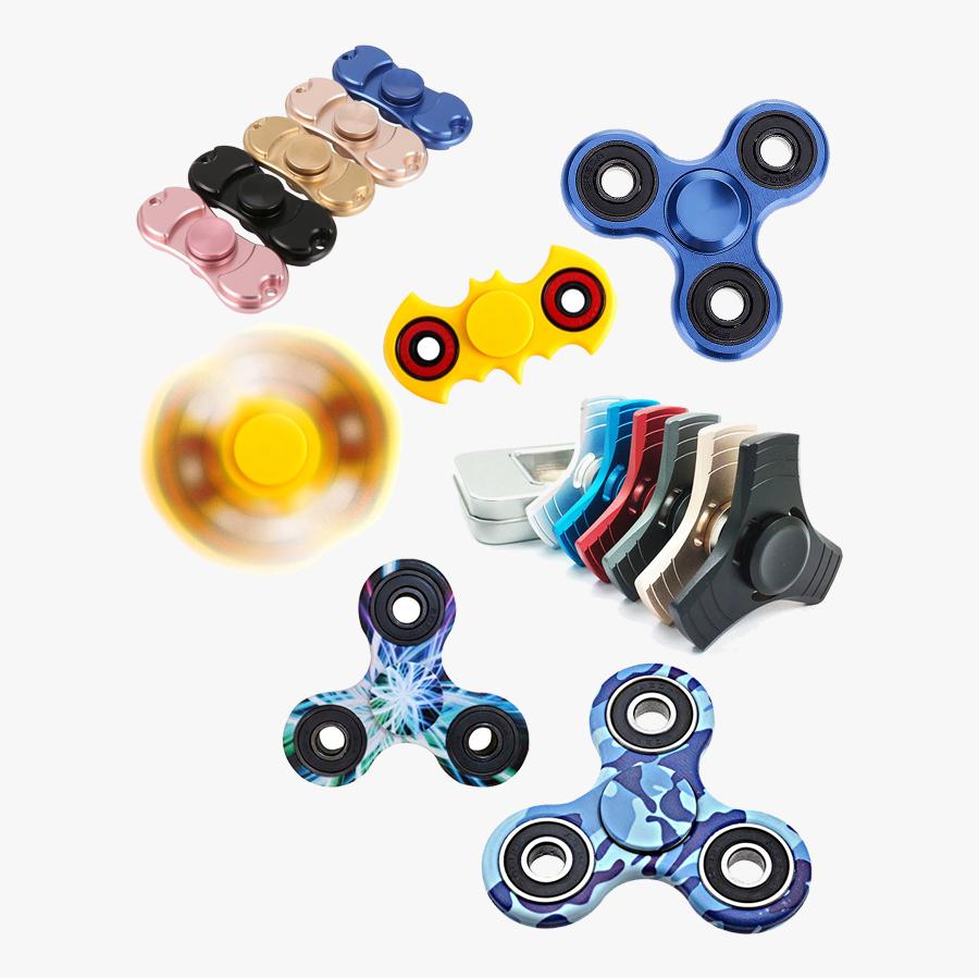 Fidget Spinner Finger Toys South Africa - Gadget Shops Fidget Spinners South Africa, Transparent Clipart