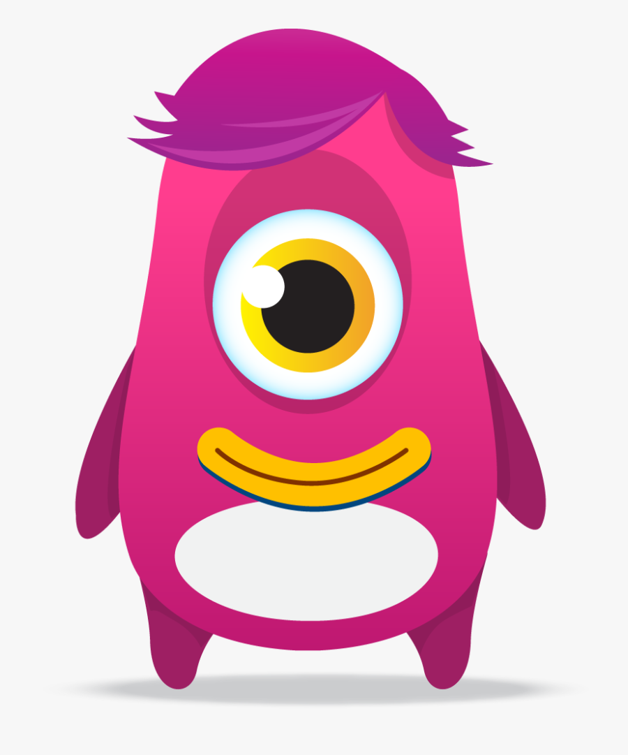 Classdojo - Pink Class Dojo Monsters, Transparent Clipart