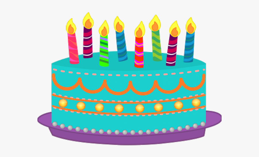 Transparent Background Birthday Cake Png Free Transparent Clipart Clipartkey