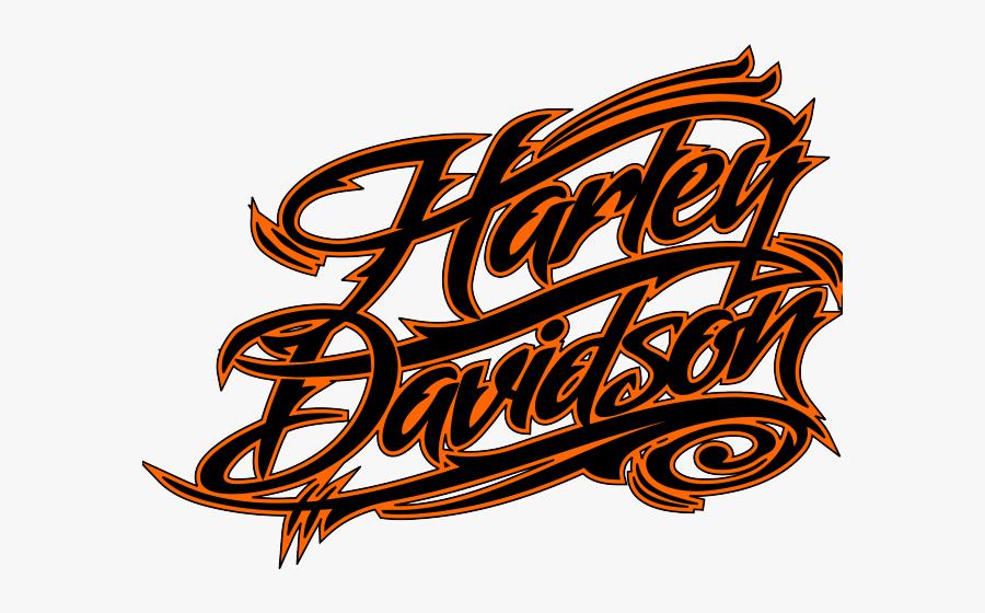 Anchor Clipart Brown - Free Svg Harley Davidson, Transparent Clipart