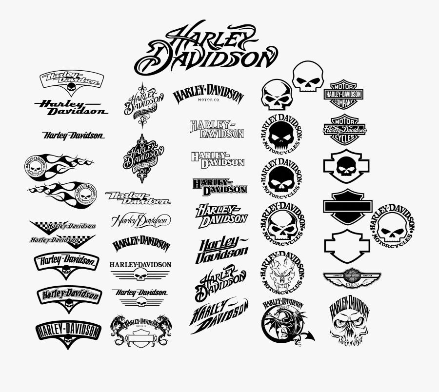 Harley Davidson, Transparent Clipart