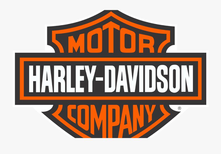 Motor Harley Davidson Logo Png, Transparent Clipart