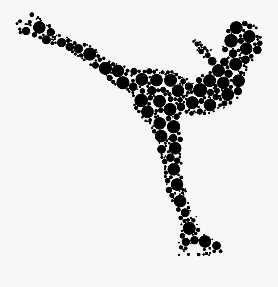 Visual Arts,monochrome Photography,body Jewelry - Clip Art Free Figure Skater, Transparent Clipart