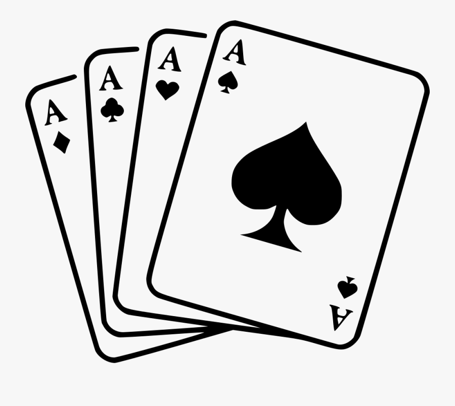 Transparent Deck Of Card Clipart - Playing Cards Svg, Transparent Clipart
