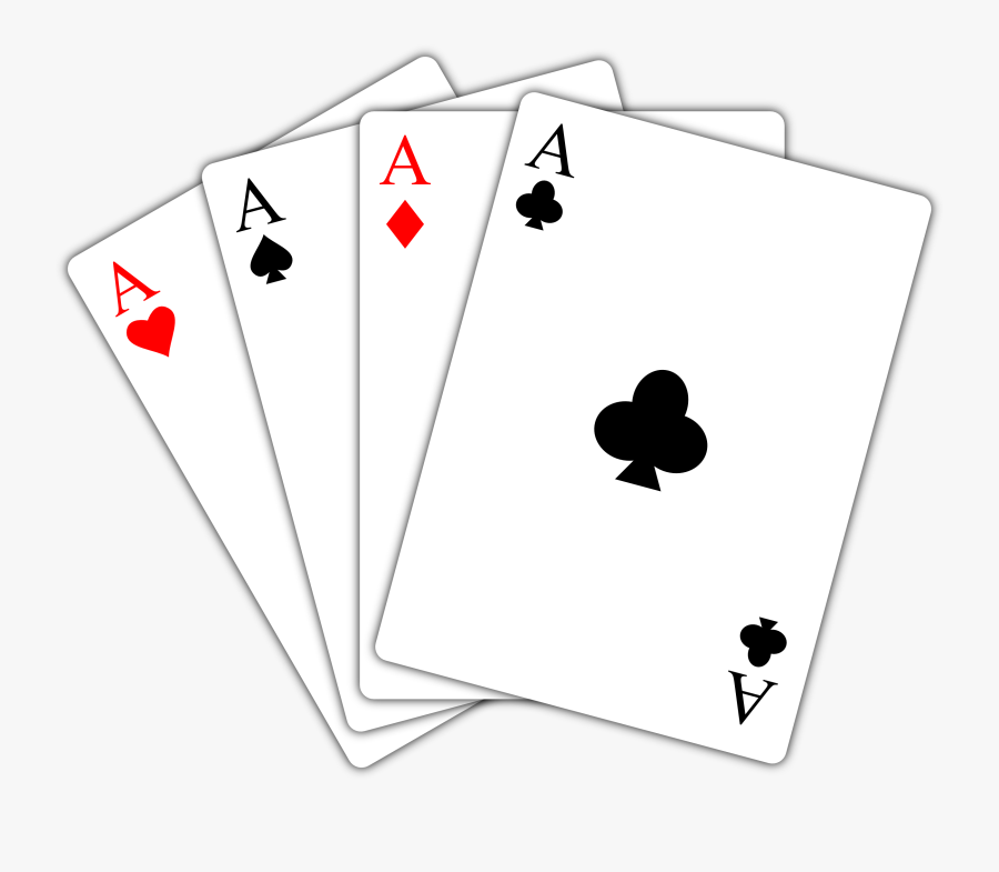 Ace Playing Card Png - Playing Cards Png, Transparent Clipart