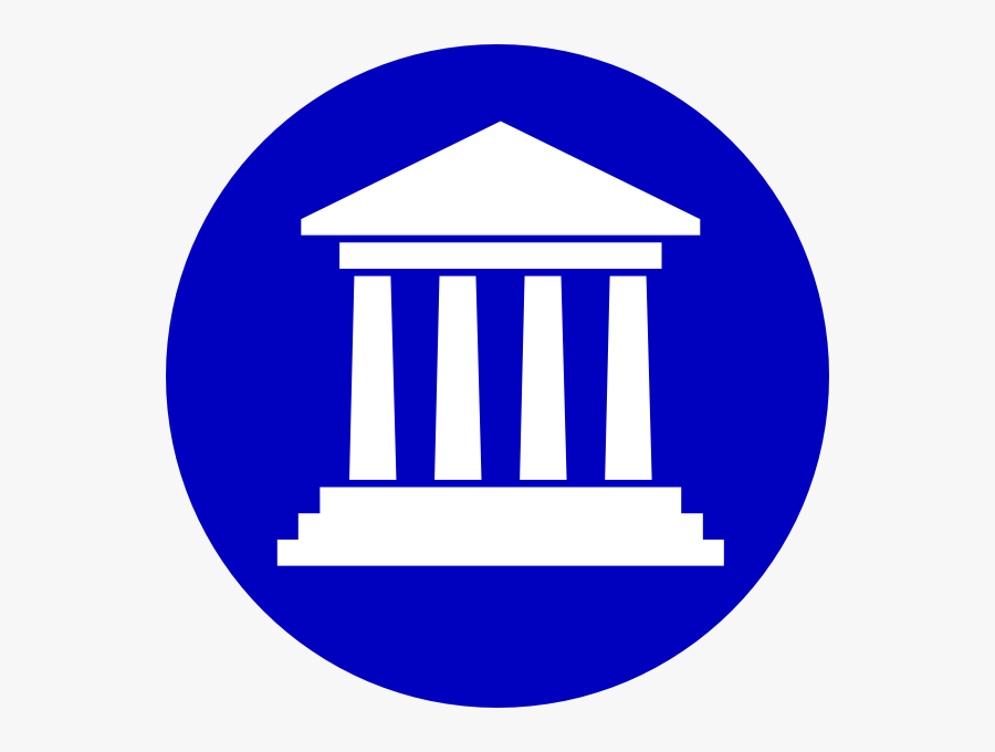 Government Icon Png, Transparent Clipart