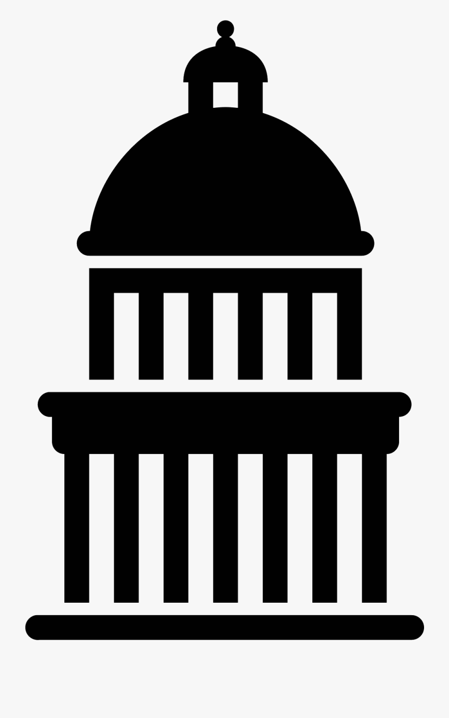 Government Icon Png - Government Icon, Transparent Clipart