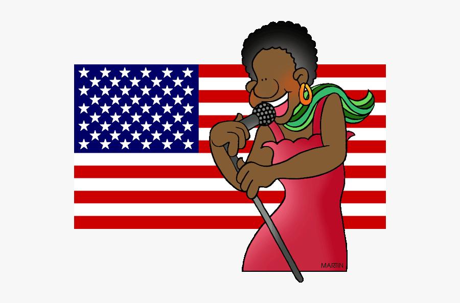 National Anthem - United States United Kingdom Flag, Transparent Clipart