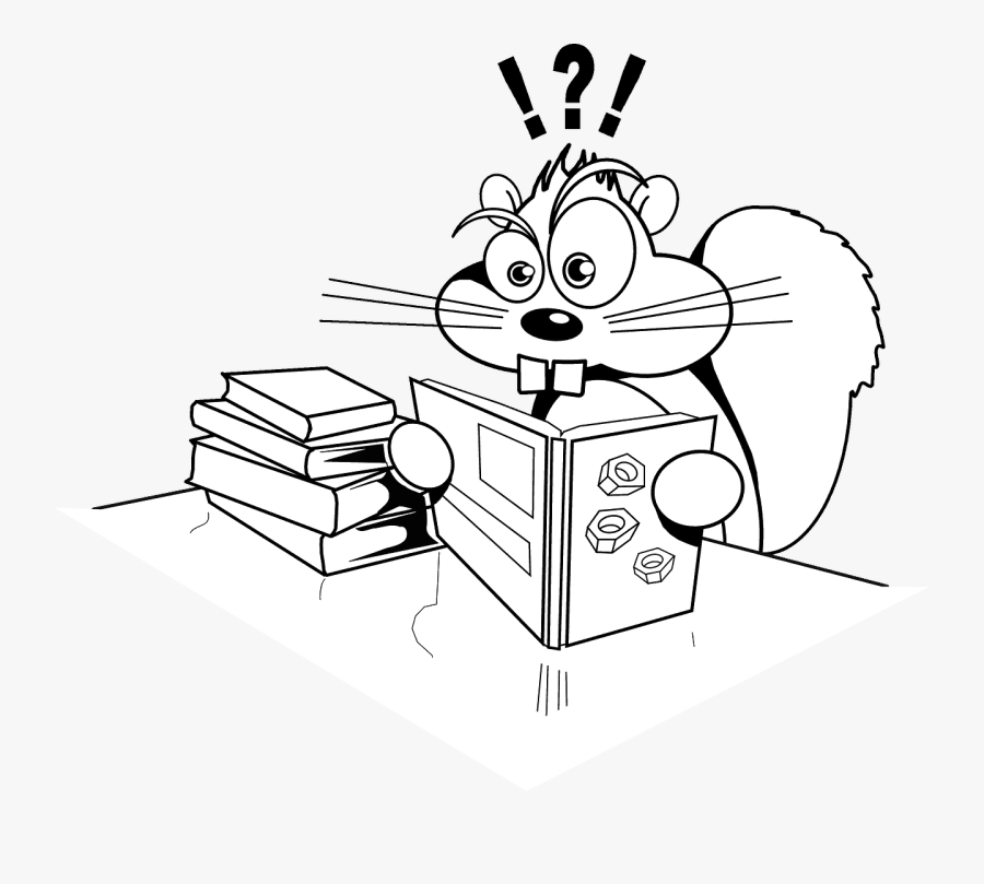 Confused Reader , Free Transparent Clipart - ClipartKey