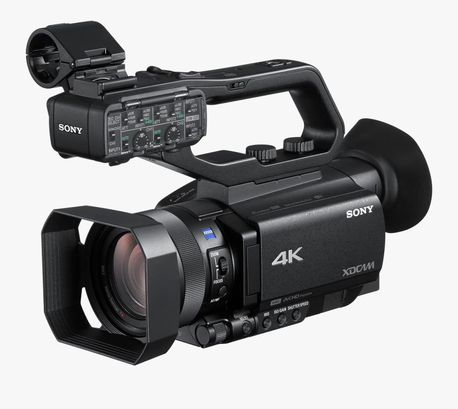 Camcorders Alpha Universe The - Sony Z90 Video Camera, Transparent Clipart