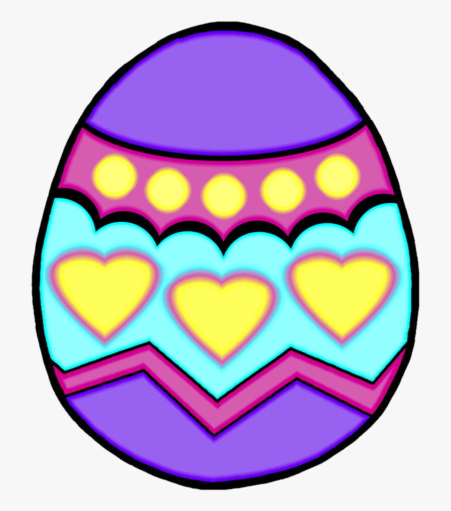 Egg Clipart Dc778ooc9 Easter Pictures Clip Art - Single Easter Egg Clip Art, Transparent Clipart