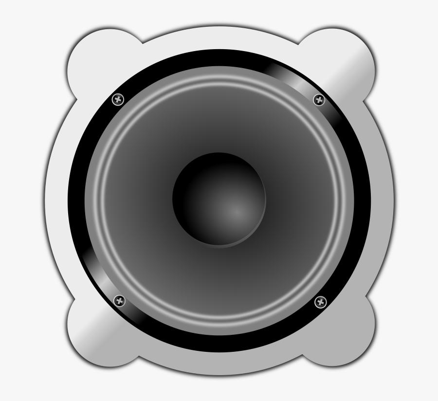 Speaker - Speakers Clipart, Transparent Clipart