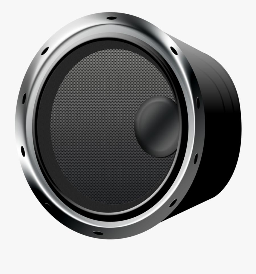 Speaker No Backround, Transparent Clipart
