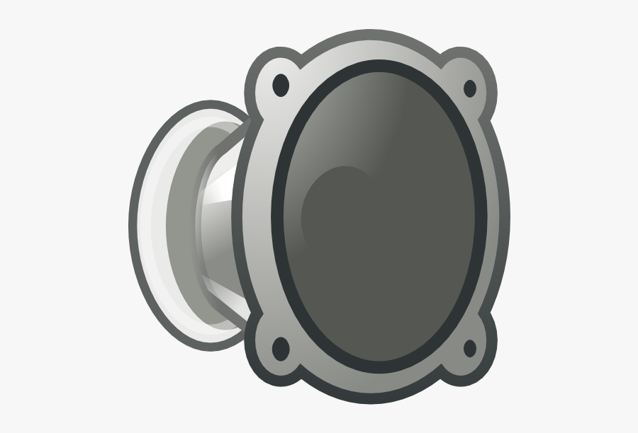 Speaker Svg Clip Arts - Audio Volume, Transparent Clipart