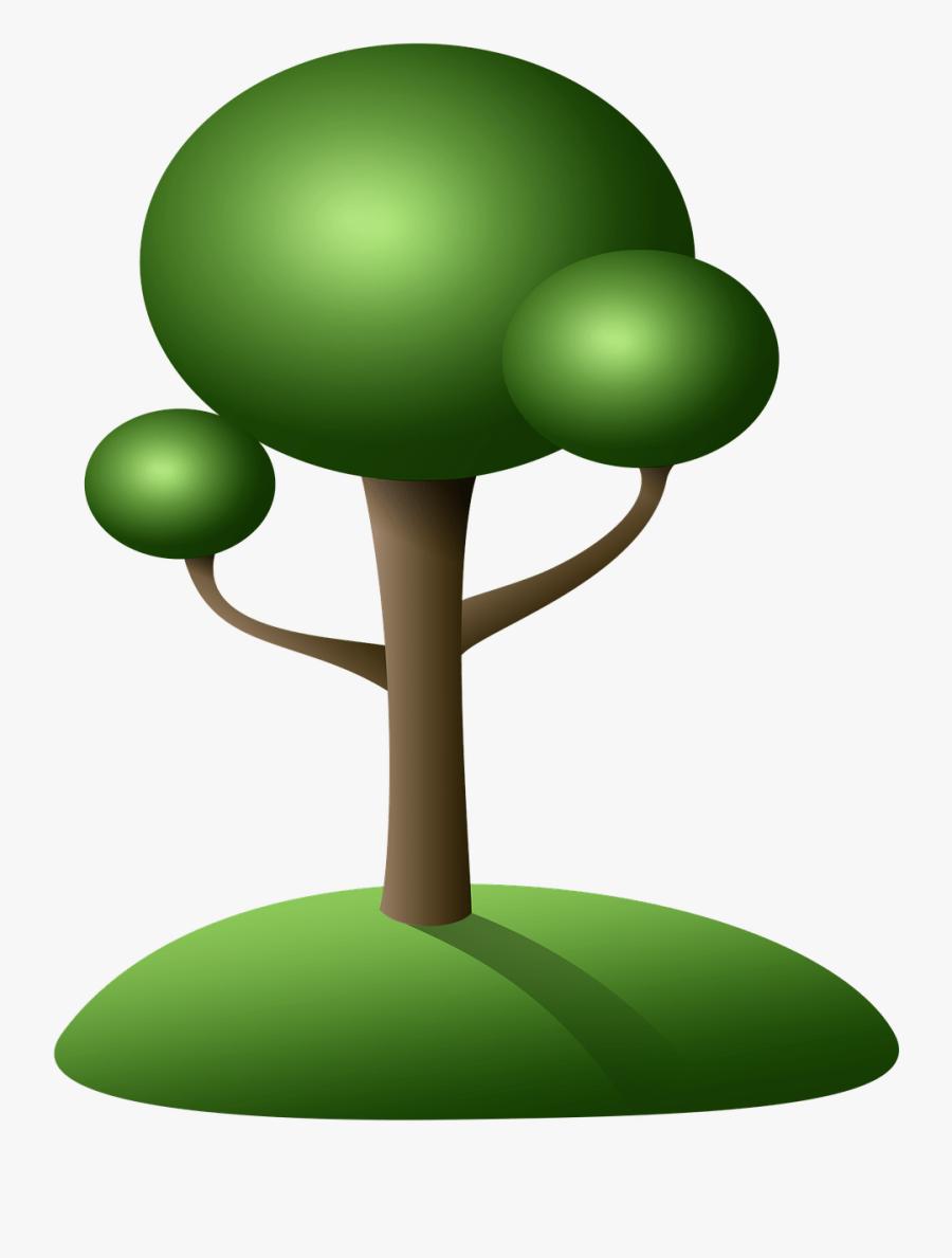 ต้นไม้ การ์ตูน Png , Transparent Cartoons - ต้นไม้ การ์ตูน, Transparent Clipart