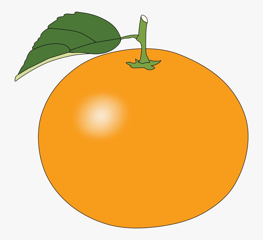 Orange14 - Oranges Clipart - Orange Images Clip Art, Transparent Clipart