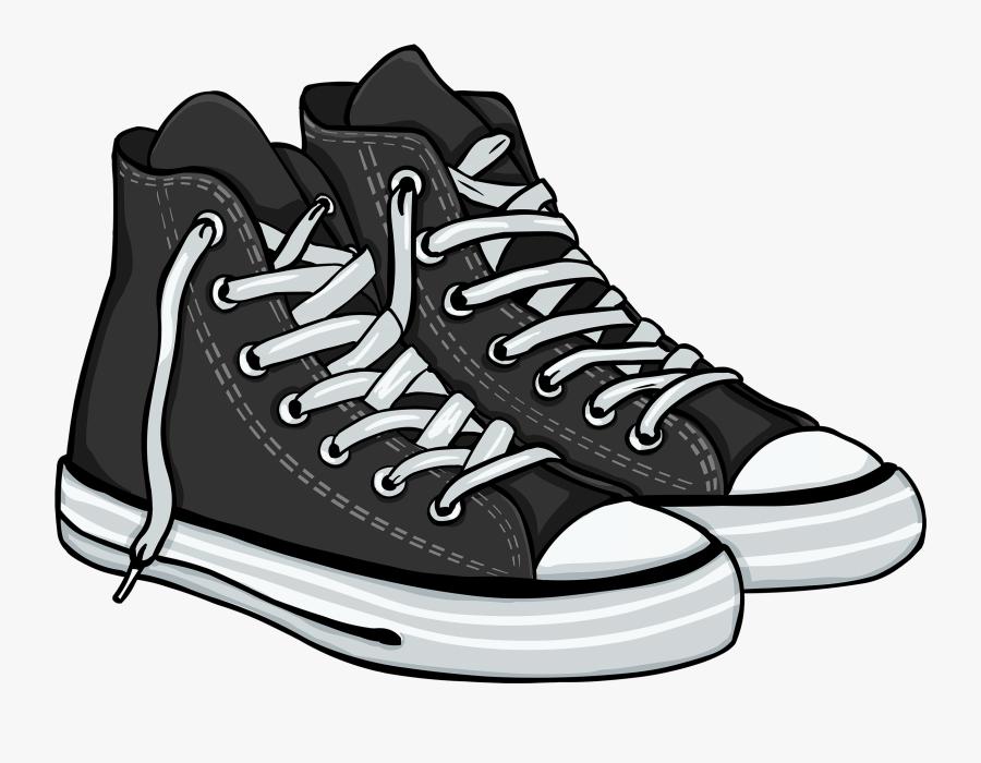 Gym Shoes Clipart Single Shoe - Transparent Background Shoes Clipart, Transparent Clipart