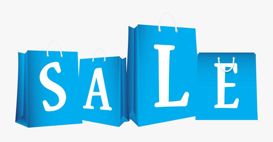Sale Bag Png, Transparent Clipart