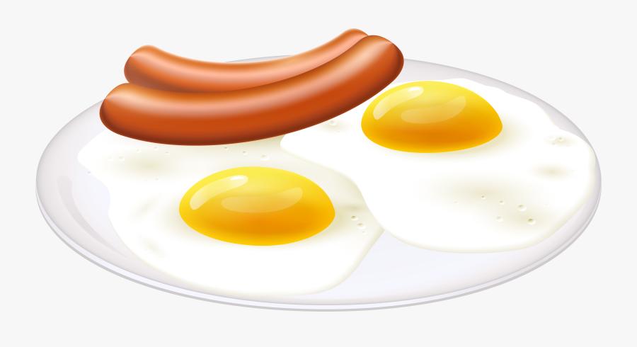 Breakfast Clipart Transparent - Breakfast Transparent Food Clip Art, Transparent Clipart