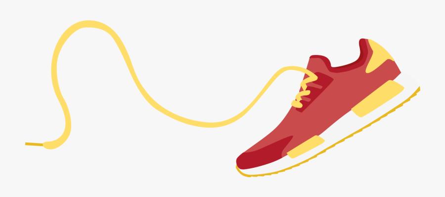 Clipart Shoes Tennis Shoe, Transparent Clipart