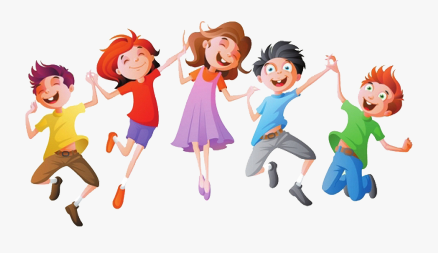 Animated Happy Friendship Day, Transparent Clipart