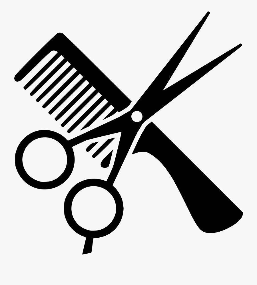 Clip Art Clipart Scissors Big Image - Hair Cut Clip Art , Free