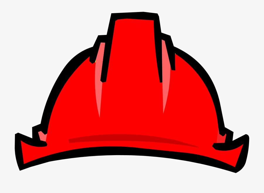 Official Club Penguin Online Wiki - Red Helmet Club Penguin, Transparent Clipart