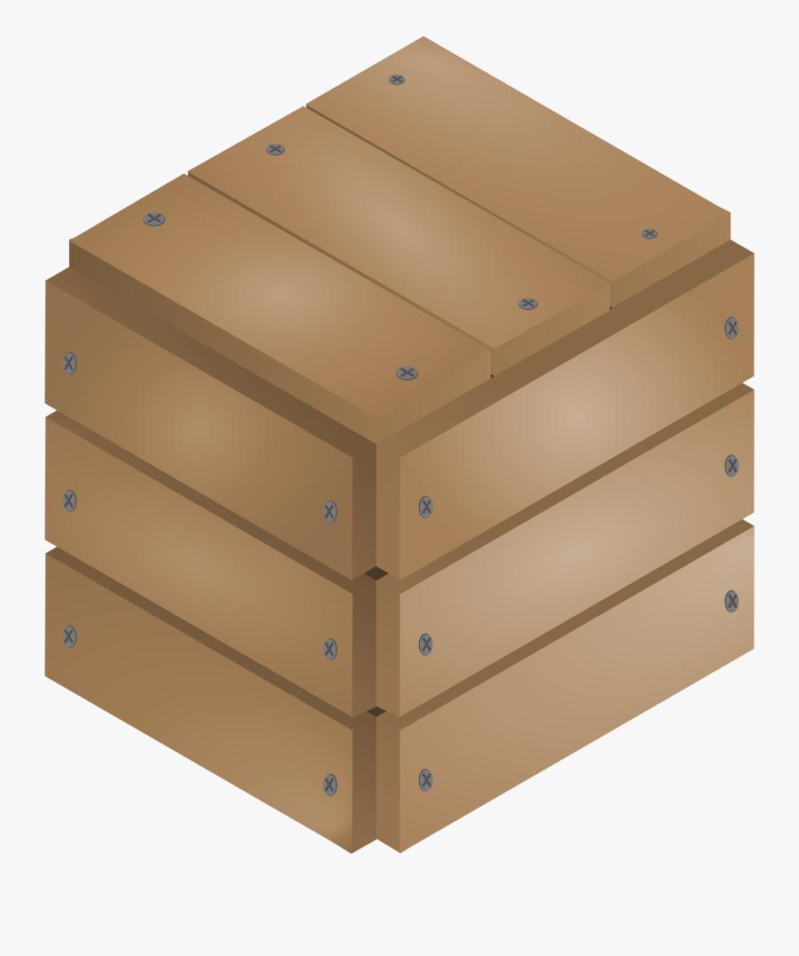 Clip Art Free Cliparts Download Clip - Wooden Crate Clipart Transparent, Transparent Clipart