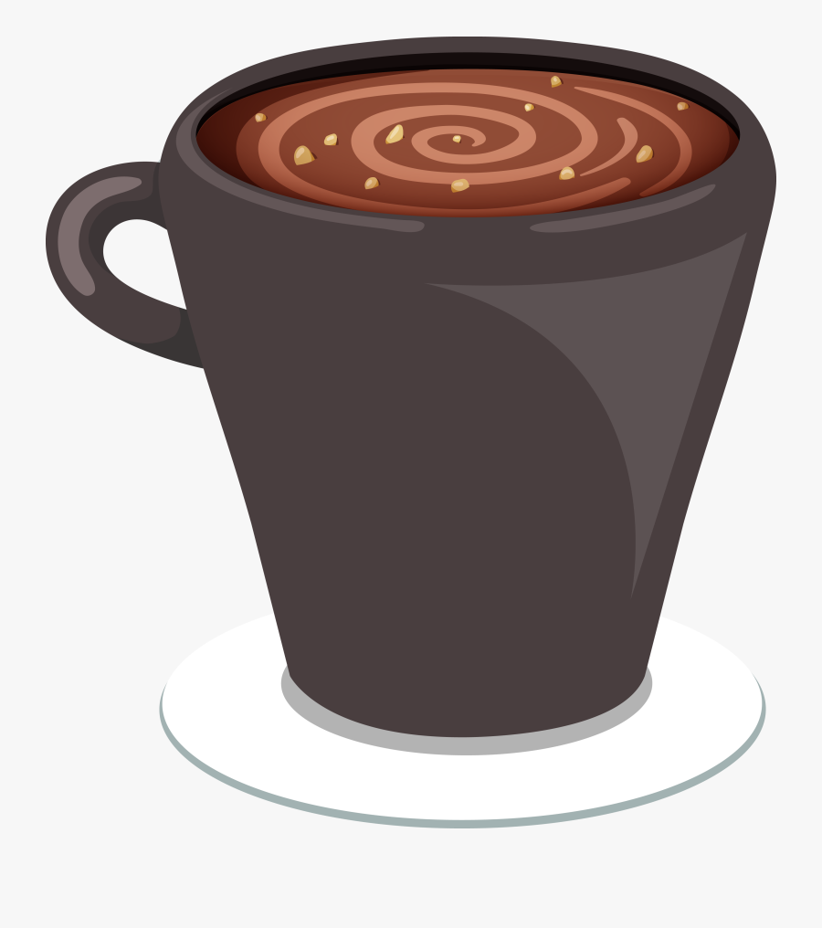 Transparent Coffee Cup Vector Png - Coffee Mug Vector Png, Transparent Clipart