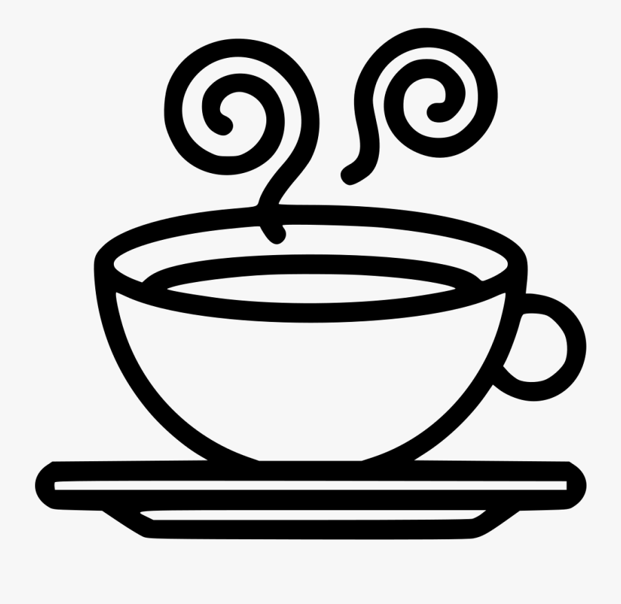 Coffee Clip Hot Beverage - Coffee Cup Svg Free, Transparent Clipart