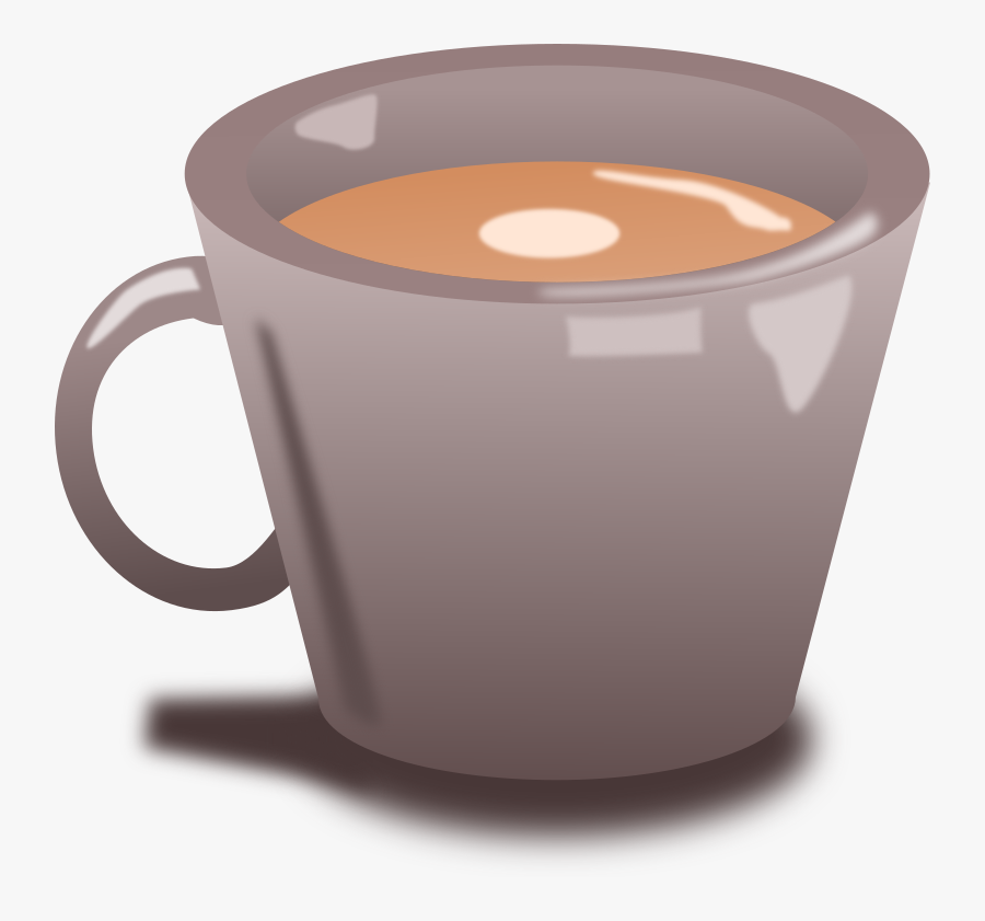 Hot Chocolate,coffee,cup - Coffee Cup, Transparent Clipart