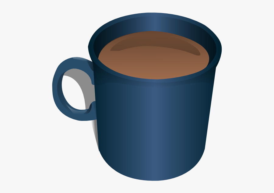 Hot Chocolate Mug Cartoon - Mug Of Coffee Clipart, Transparent Clipart