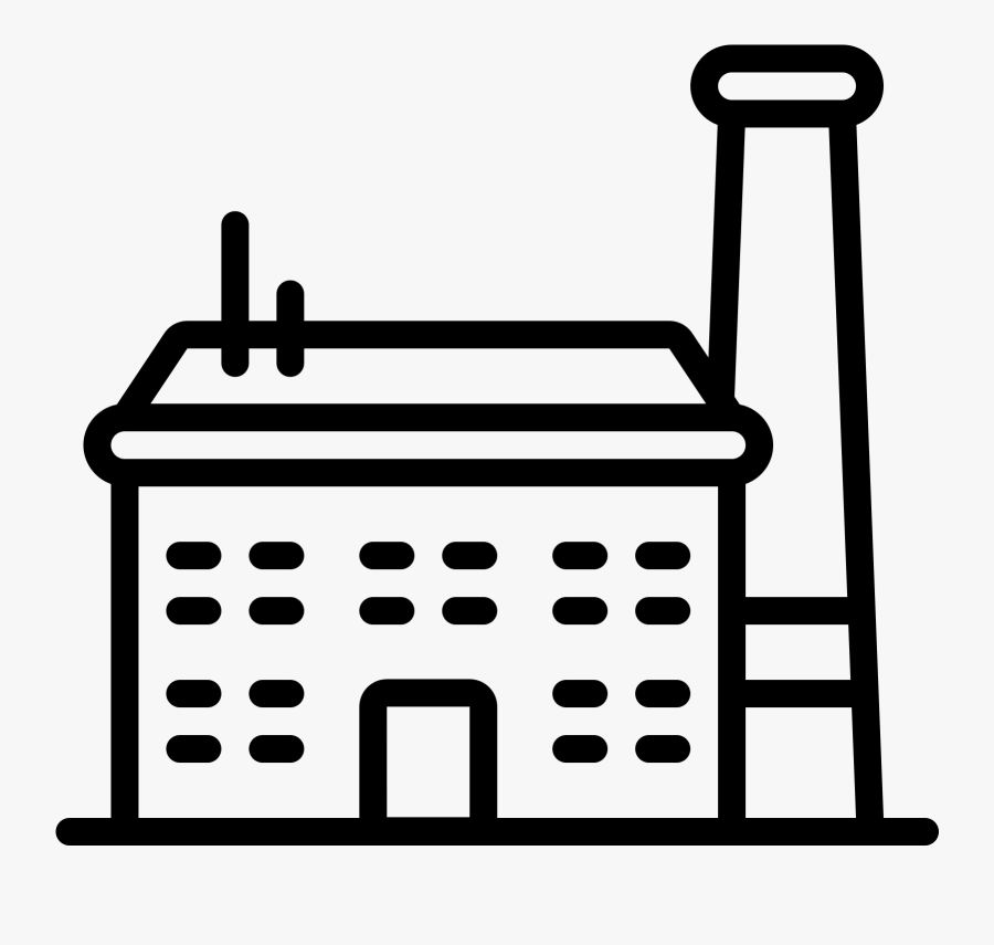 Icon Free Download At - Black And White Hospital Free Clipart, Transparent Clipart
