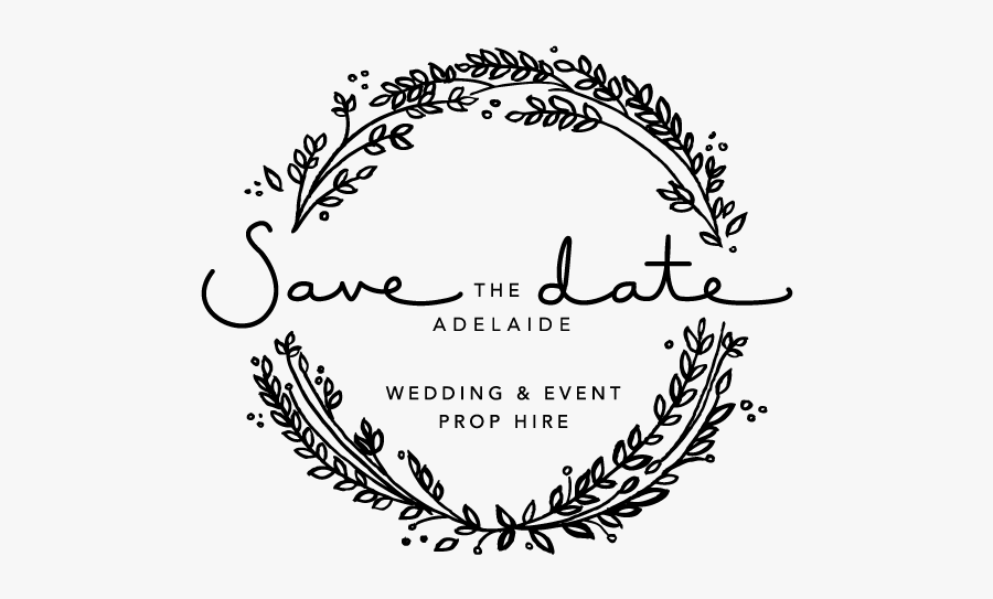 Wedding Invitation Save The Date Adelaide Wedding Videography - Save The Date Png, Transparent Clipart
