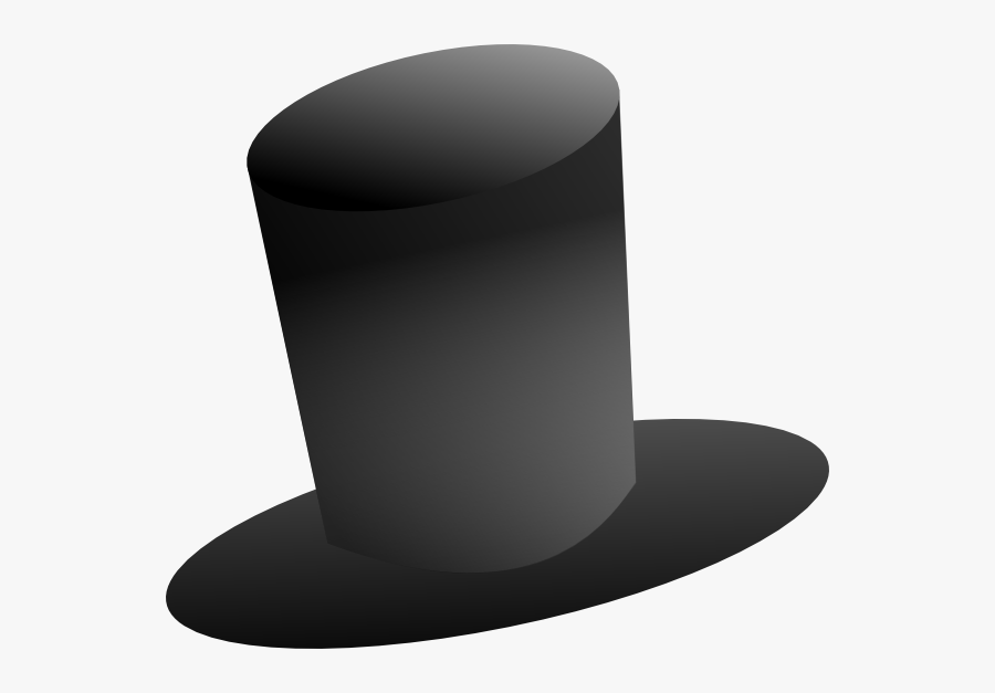 Top Hat Without Background, Transparent Clipart