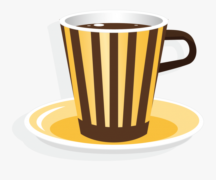 Free Paper Coffee Cup Png - Coffee Cup Vector Free, Transparent Clipart