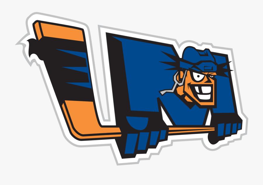 Hockey Goalie Clipart Cliparts - Maine Maniacs Hockey, Transparent Clipart
