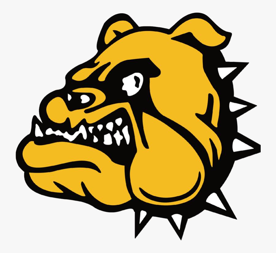 Antigonish Minor Hockey Clipart , Png Download - Antigonish Bulldogs 50 50, Transparent Clipart