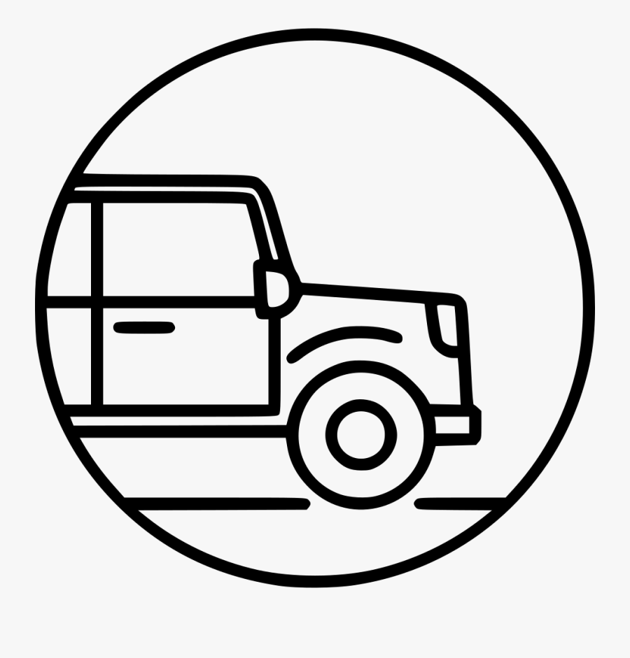 Collection Of Free Jeep Line Drawing Download On Ui - Earth Line Drawing Png, Transparent Clipart
