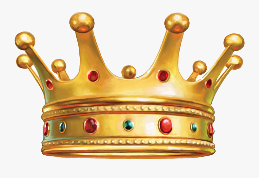 Crown Free Big Cliparts Clip Art On Transparent Png - Big Crown Clipart, Transparent Clipart