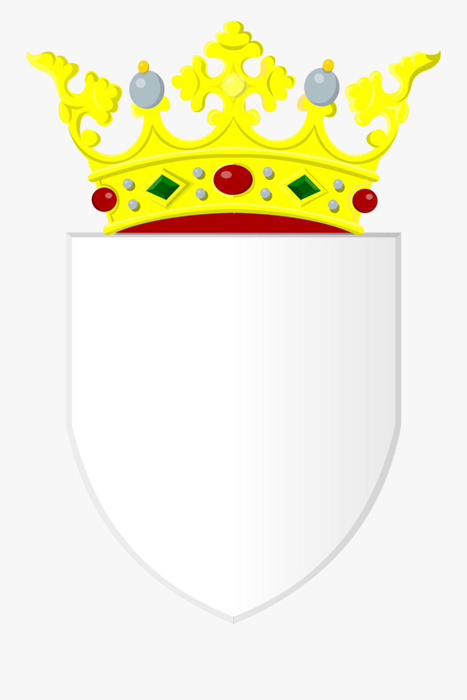 Golden Crown Cliparts 9, Buy Clip Art - Shield Png, Transparent Clipart