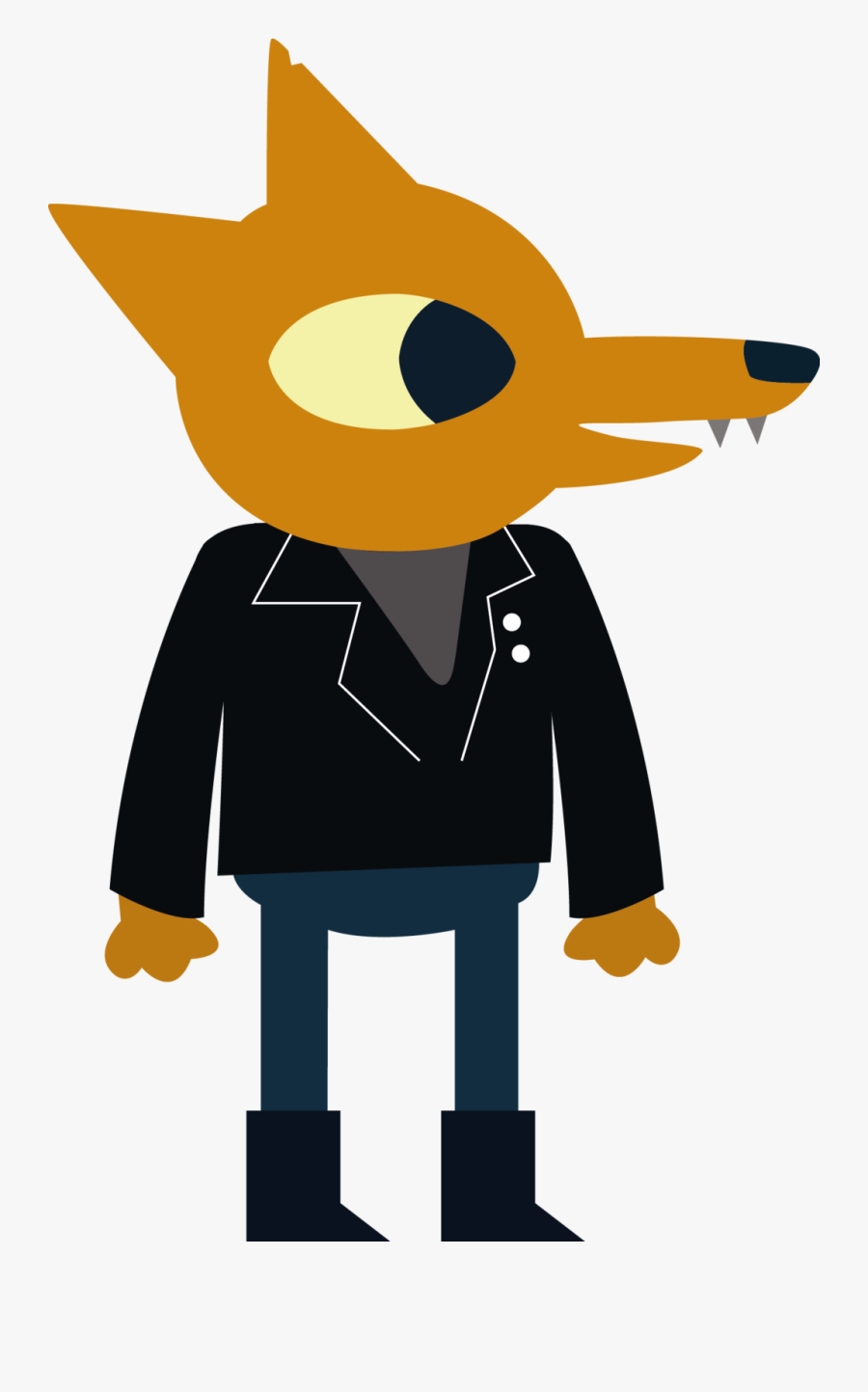 Night In The Woods Png Transparent - Gregg Night In The Woods, Transparent Clipart