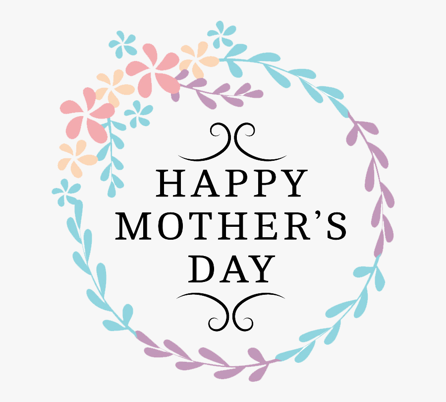 Download Mothers Day Decorative Pattern Free Png And - Ain T No Mama Like The One, Transparent Clipart
