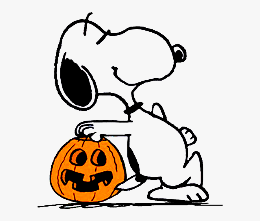 Transparent Snoopy Clipart - Halloween Snoopy, Transparent Clipart