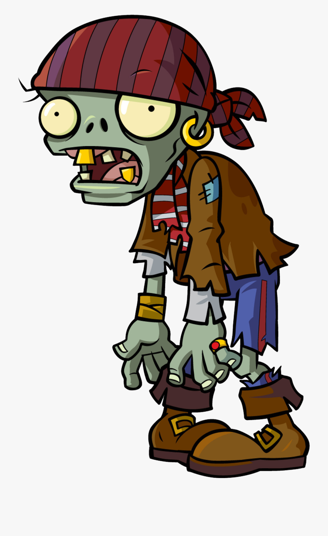 Zombie Png Images Free Download - Plants Vs Zombies 2 Zombies, Transparent Clipart