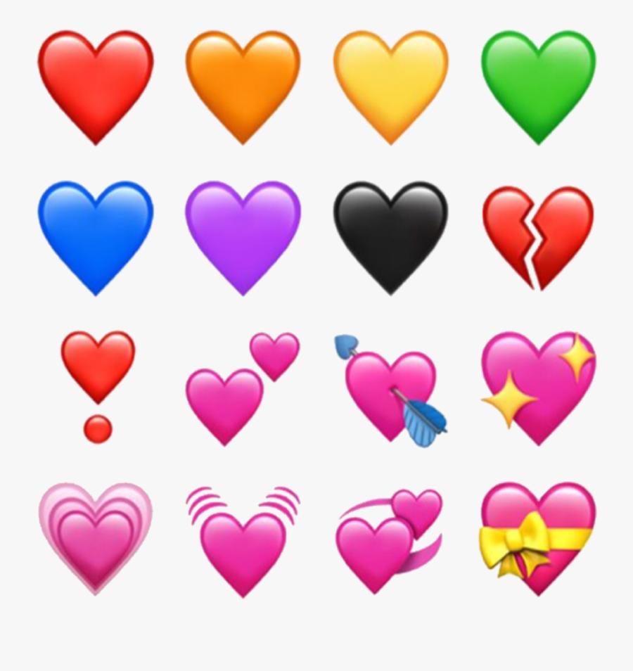 Heart Meme Maker, Transparent Clipart